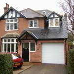 2 storey extension - Ruddington