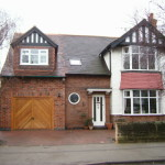 2 storey extension - West Bridgford