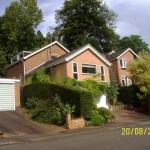 extension over garage - Burton Joyce