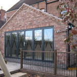 single storey extension - family room - Gedling